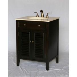 Vanity 1128-26 Espresso