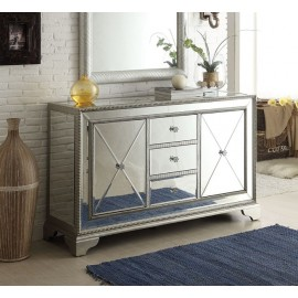 "Arron 59"" Mirrored Cabinet"