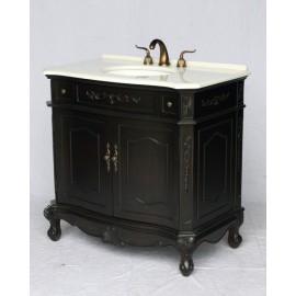 """Vanity 1905-36ES-W  36"""""""