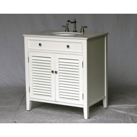 Vanity 1128-32 White