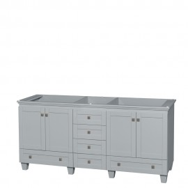 "Acclaim 72"" Oyster Grey (Vanity Only Pricing)"