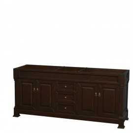"Andover 80"" Dark Cherry (Vanity Only Pricing)"