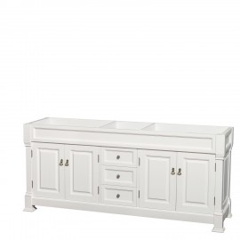 "Andover 80"" White (Vanity Only Pricing)"