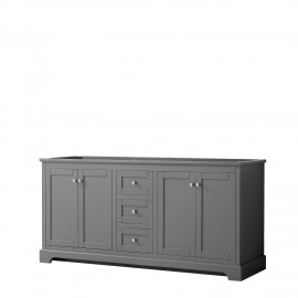 "Avery 72"" Dark Grey (Vanity Only Pricing)"