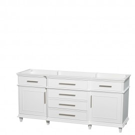 "Berkeley 72"" White (Vanity Only Pricing)"