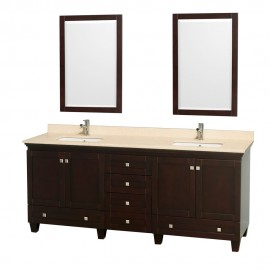 "Acclaim Espresso 80""  (Vanity Only Pricing)"