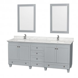"Acclaim Grey 80"" Double"
