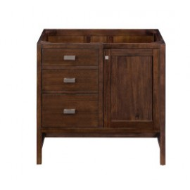 "Addison Mid Century Acacia 36"" (Vanity Only Pricing)"