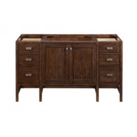 "Addison Mid Century Acacia 60"" Single (Vanity Only Pricing)"