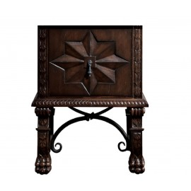 "Balmoral 26"" Antique Walnut (Vanity Only Pricing)"