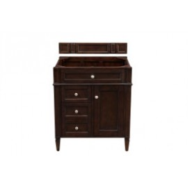 "Brittany 30"" Burnished Mahogany (Vanity Only Pricing)"