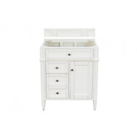 "Brittany 30"" Bright White (Vanity Only Pricing)"