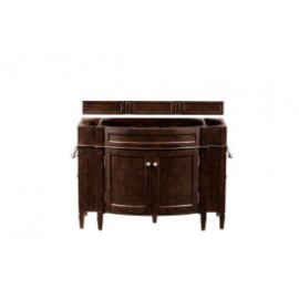 "Brittany 46.5"" Burnished Mahogany (Vanity Only Pricing)"