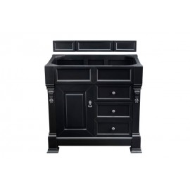 "Brookfield Antique Black 36"" (Vanity Only Pricing)"