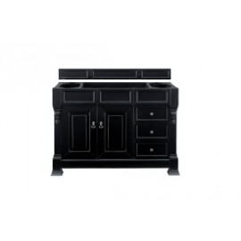 "Brookfield Antique Black 48"" (Vanity Only Pricing)"