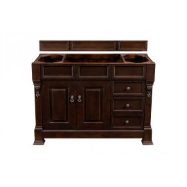 "Brookfield Burnished Mahogany 48"" (Vanity Only Pricing)"