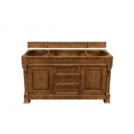 "Brookfield Country Oak 60"" Single (Vanity Only Pricing)"