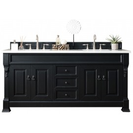 Brookfield Antique Black 72""