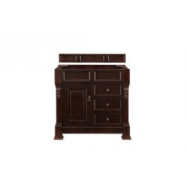 "Brookfield Burnished Mahogany 36"" (Vanity Only Pricing)"
