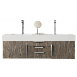 "Mercer Island Ash Grey 59"" (Vanity Only Pricing)"