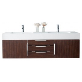 "Mercer Island Coffee Oak 59"" (Vanity Only Pricing)"