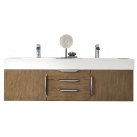 "Mercer Island Latte Oak 59"" (Vanity Only Pricing)"
