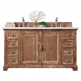 "Providence Driftwood 60"" Double (Vanity Only Pricing)"