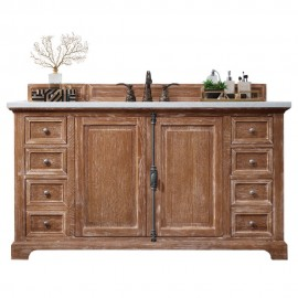 "Providence Driftwood 60"" Single (Vanity Only Pricing)"
