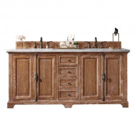 "Providence Driftwood 72"" Double (Vanity Only Pricing)"