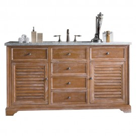 "Savannah Driftwood 60"" Single (Vanity Only Pricing)"